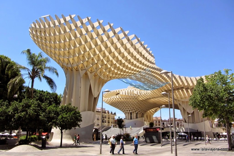 Las Setas de Sevilla, el mejor mirador de la ciudad