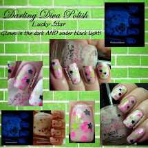 Pointless Cafe Darling Diva Polish - Lucky Star