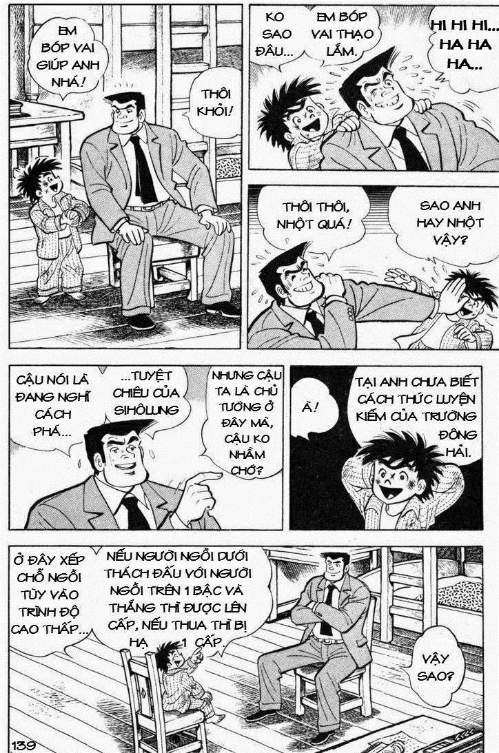 Siêu quậy Teppi chap 96 - Trang 4