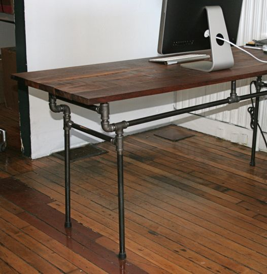 Desk Found On Apartment Therapy By And For Oat's Graphic Design