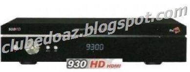 NOVA ATUALIZAÇÃO PROBOX 930HD V.400 19/07/11