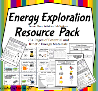 lesson plan in science in potential and kinetic energy Tests students' understanding of kinetic energy, potential energy,  energy and power (water wheel)  integrate physical science and life science with this printable.