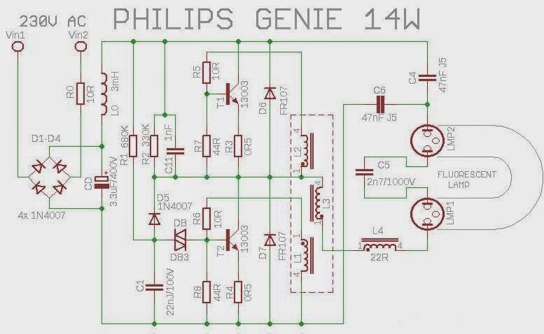 lampu philips