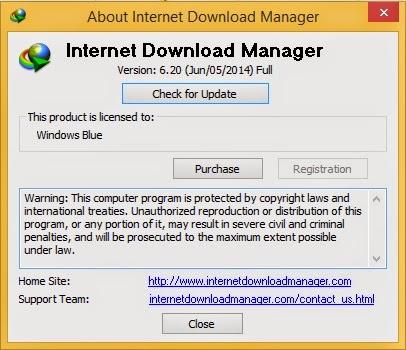 Download IDM 6.20 Full Version