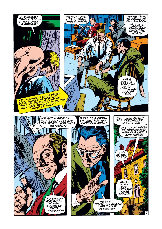 Captain America (1968) Issue #122 #36 - English 8