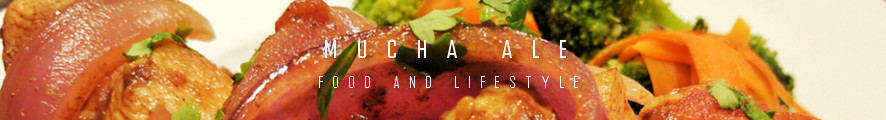 MUCHA ALE | FOOD AND LIFESTYLE