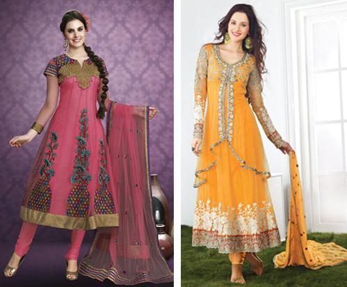 Model Baju Dari Kain Sari India