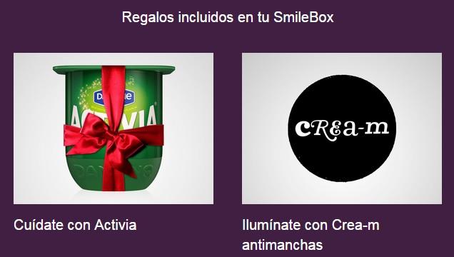 SmileBox Junio 2015: regalos