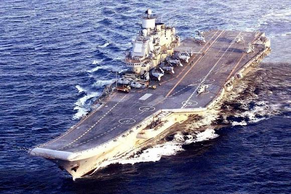 Kapal Induk Admiral Kuznetsov. PROKIMAL ONLINE Kotabumi Lampung Utara