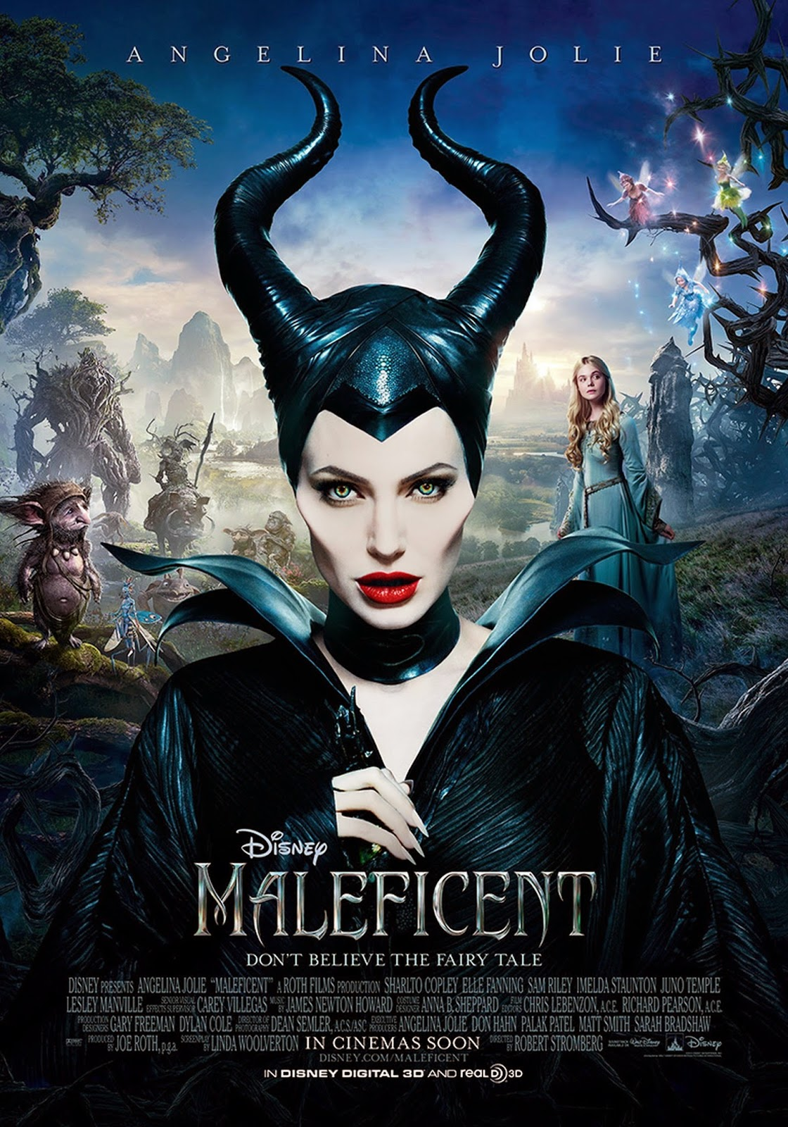 Download Film MALEFICENT (2014)