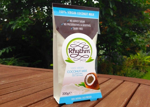 Rhythm Coconut Milk, fresh, raw, virgin cold-pressed