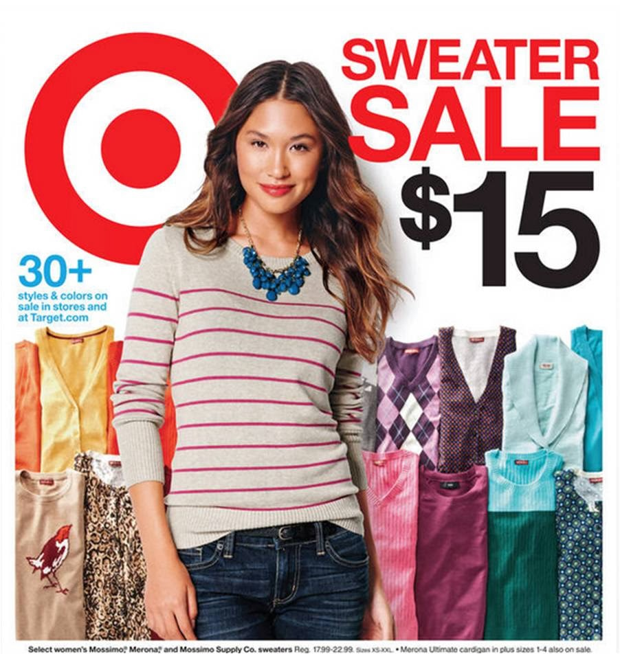 Target clothes coupons 2018