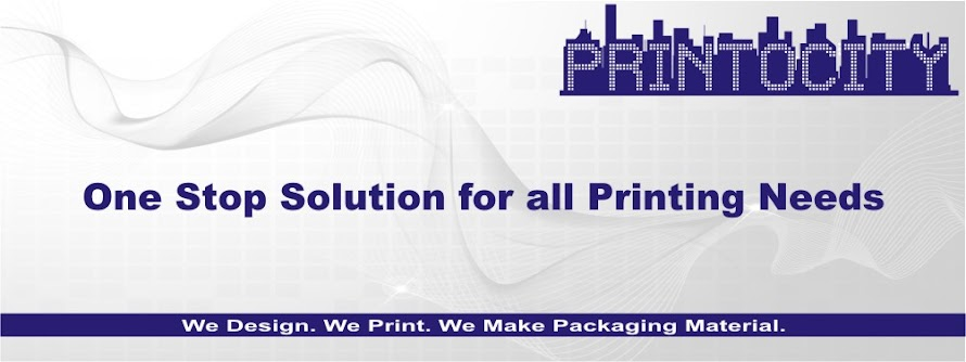Printocity - Design | Print | Packaging Material