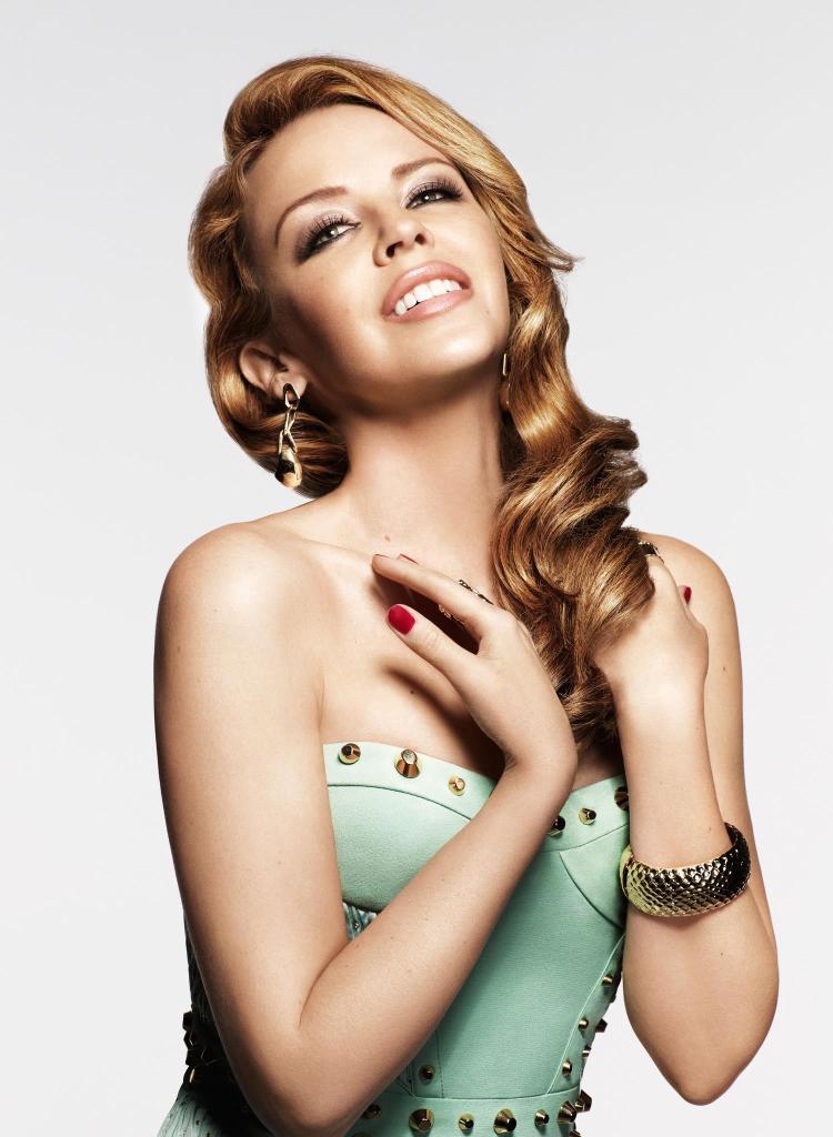 Kylie Covers Madison Magazine