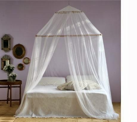 De petits coins letto romantico - Vi si confezionano tappeti da appendere al muro ...
