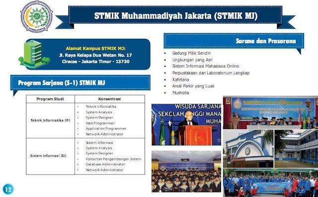 Program Reguler STMIK MJ
