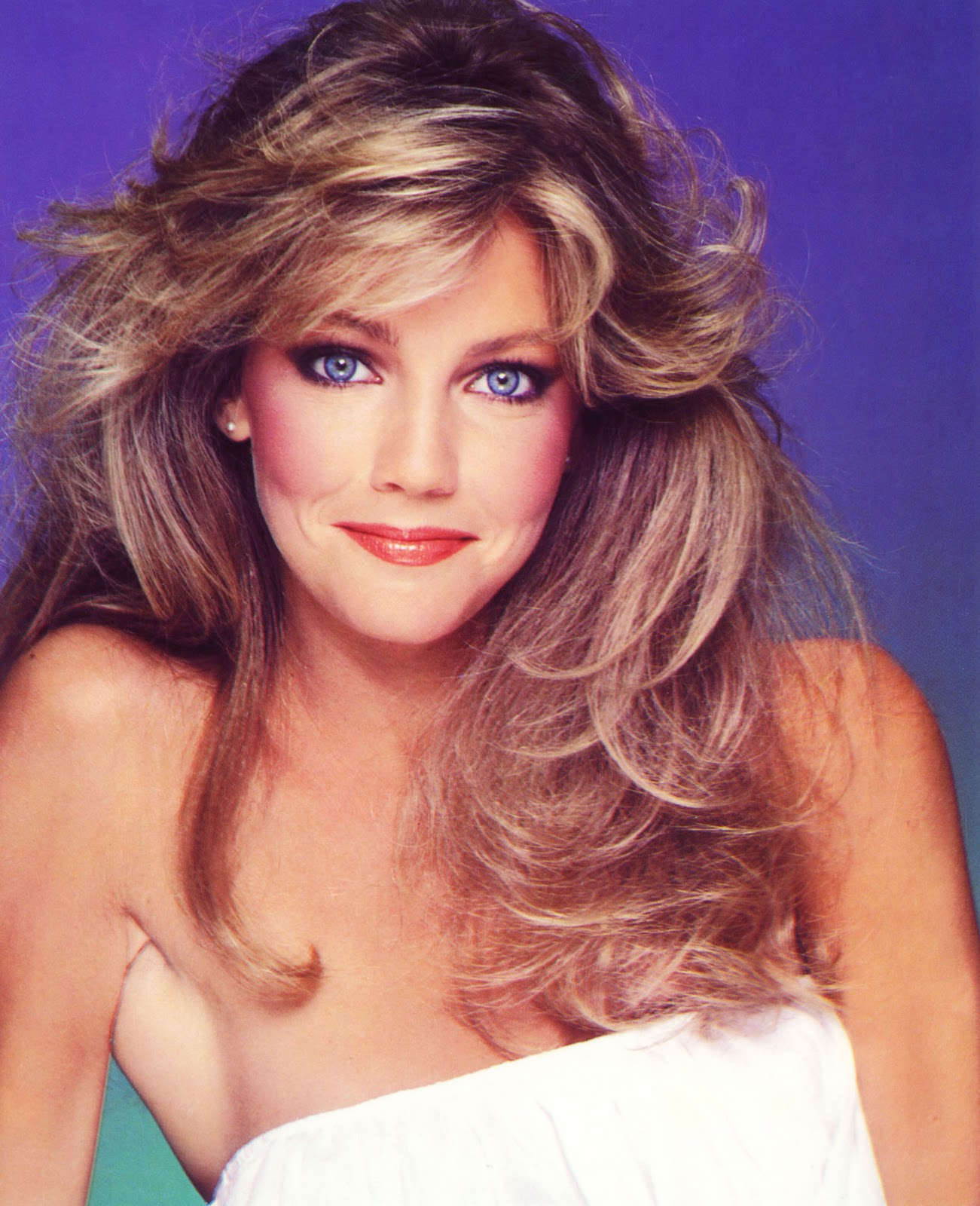 Heather Locklear As Young Girl