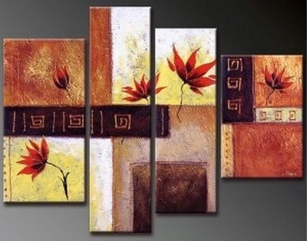 Tripticos abstractos cuadros imagui - Cuadros decorativos para cocina abstractos modernos ...