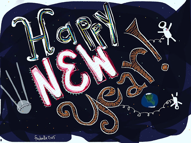 Happy New Year via facedances.blogspot.com
