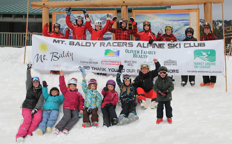 Baldy Racers March 2013