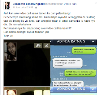 Video Call Dengan Hantu Penampakan Hantu Di Video Call