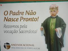 Padre Não Nasce Pronto