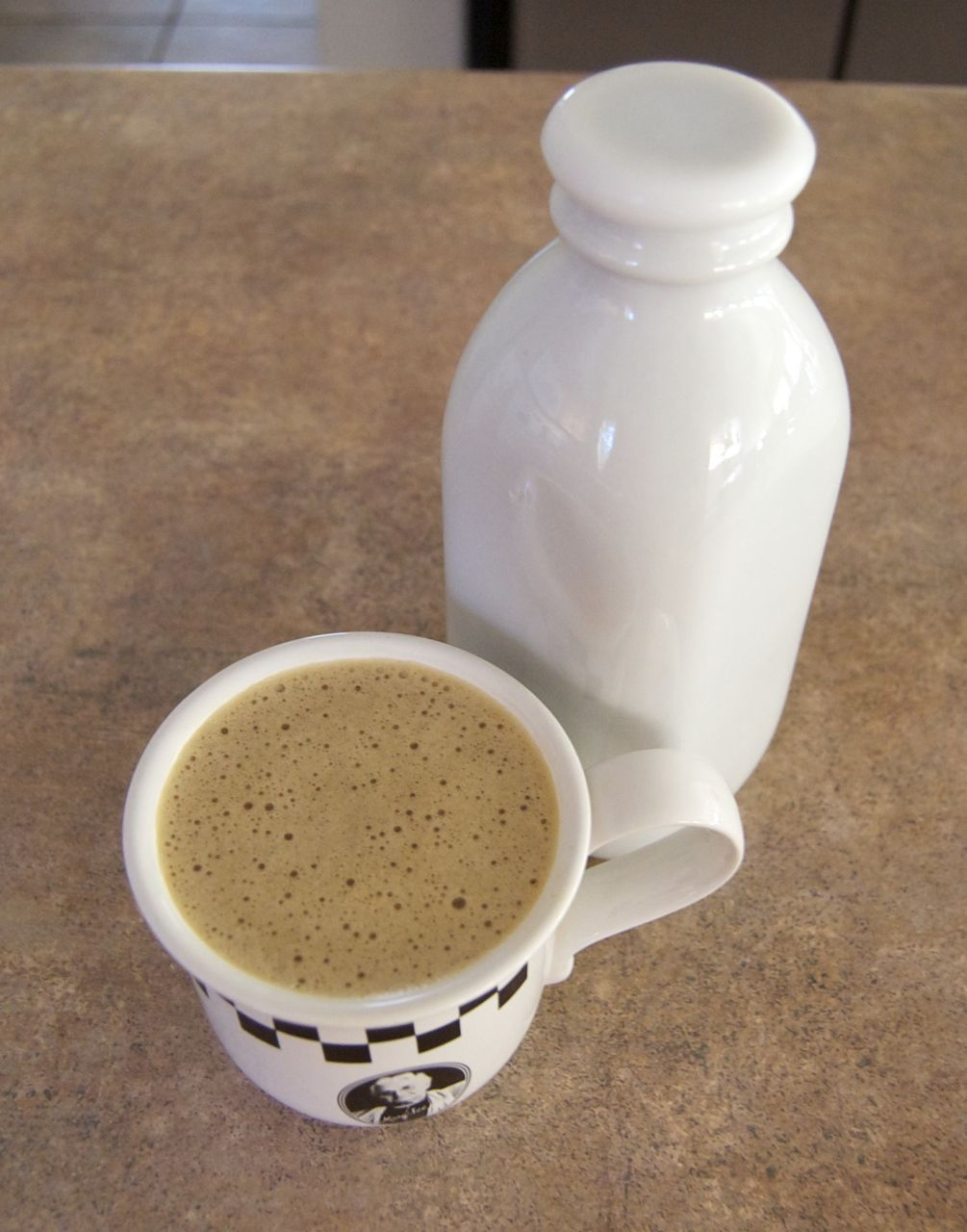 Homemade Dulce De Leche Coffee Creamer - 365 Days of Baking