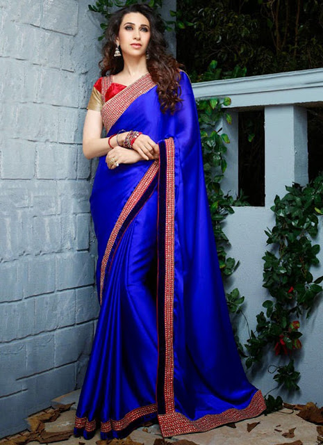 5 Reasons To Have Designer Sarees In Your Wardrobe