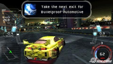Download Game PSP Fast and Furious Tokyo drift iso ppsspp