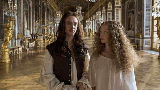 Los Lunes Seriéfilos Luis XIV