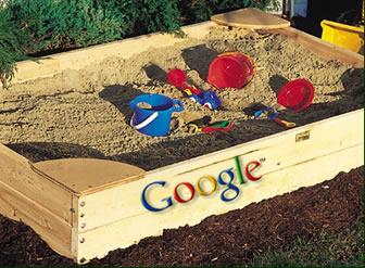 Berteman Dengan Google Sandbox