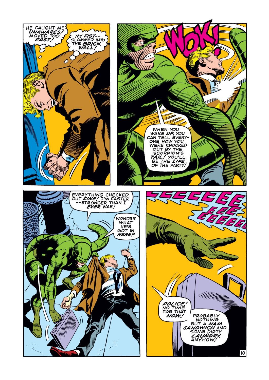 Captain America (1968) Issue #122 #36 - English 11