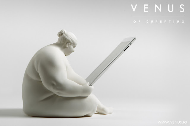 venus ipad docking station