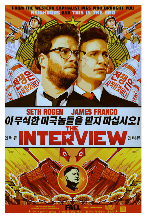 Sinopsis Film The Interview 2014 (James Franco, Seth Rogen)