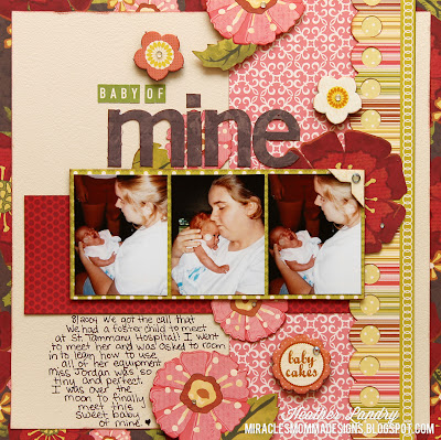 Foster Parenting_Scrapbook Page_Adoption