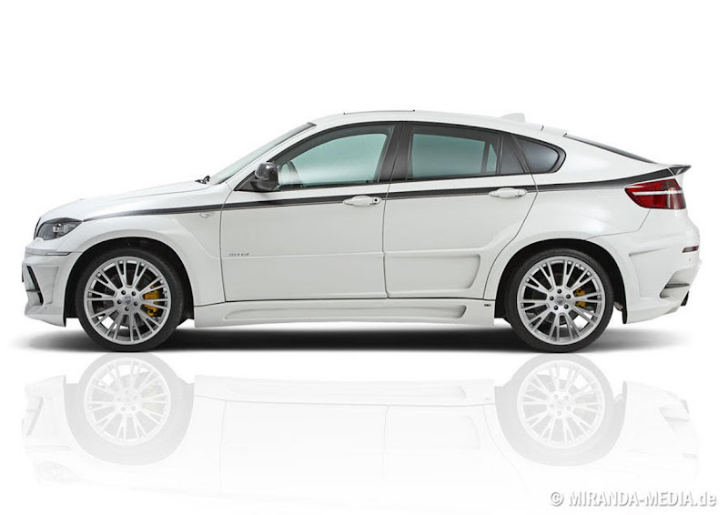 2011 BMW X6 Lumma Design version