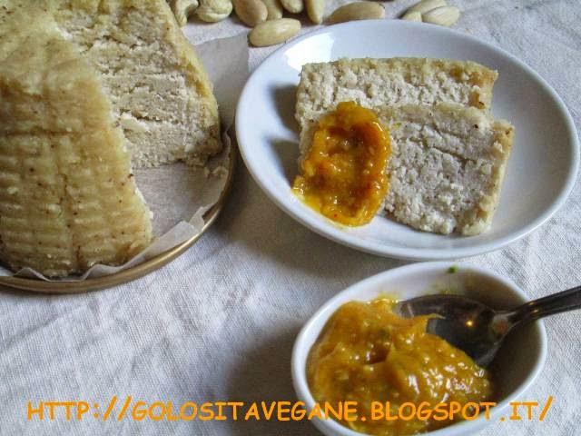 anacardi, crudista, Formaggi vegetali, mandorle, noci brasiliane, raw, Raw Food, ricette vegan, ricotta, ricruda, stagionato,