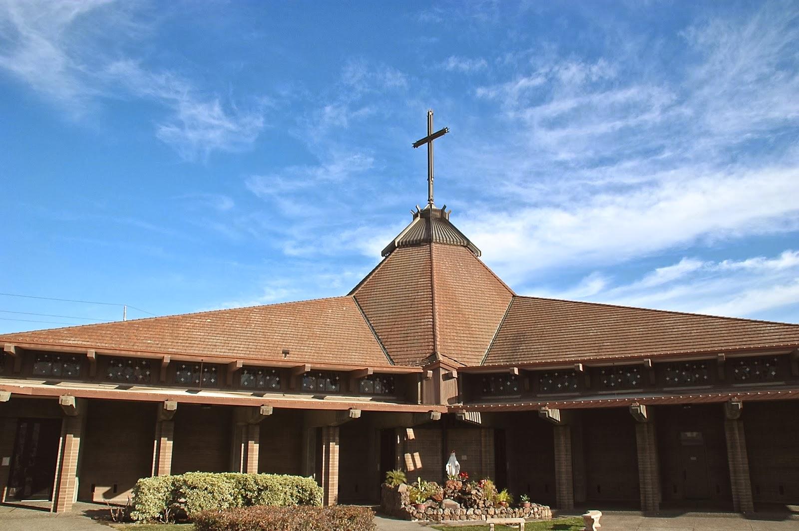 St John The Baptist Roman Catholic Church And School Napa