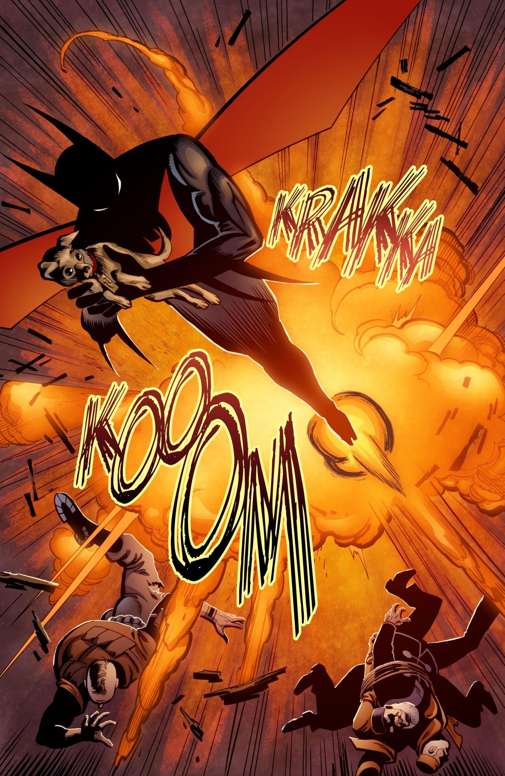 Batman Beyond (2012) Issue #6 #6 - English 17