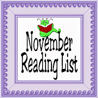 November Reading List by Kims Kandy Kreations