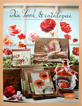 Stampin' Up! 2011 -2012 Catalogue