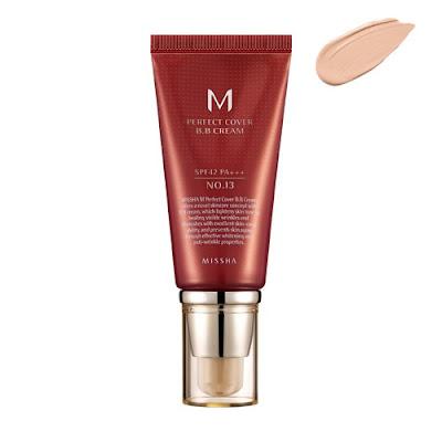 M Perfect Cover BB Cream SPF 42  da Missha na Beauty Bay