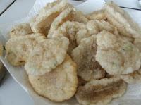 Resep Santapan Cireng (Aci Goreng)