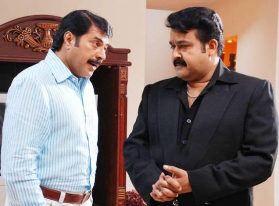 Kerala-Superstars-Mohanlal-Mammootty