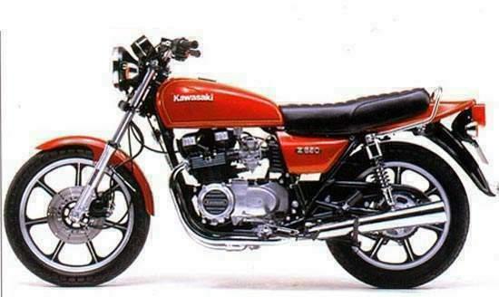 Kawasaki 1980 Z650