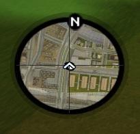 Imagem no radar