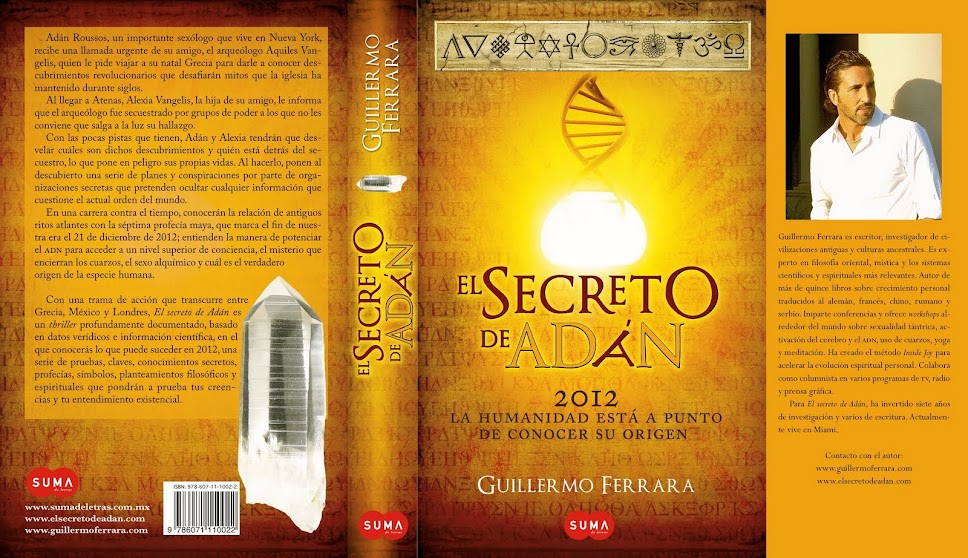 "2012 ""EL SECRETO DE ADAN"""