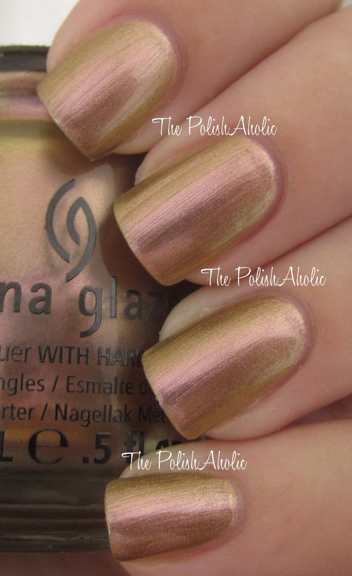 The PolishAholic: China Glaze New Bohemian Collection Swatches!