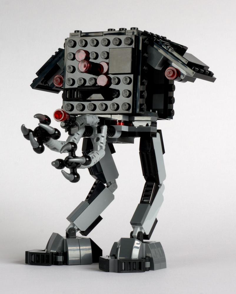 lego movie trash chomper instructions