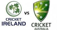Watch Australia vs Ireland Only ODI Live Streaming HD Cricket Score Online Sony Six Free TV Channel.